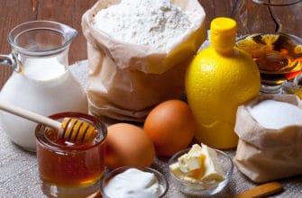 Мёд с коньяком и яицом