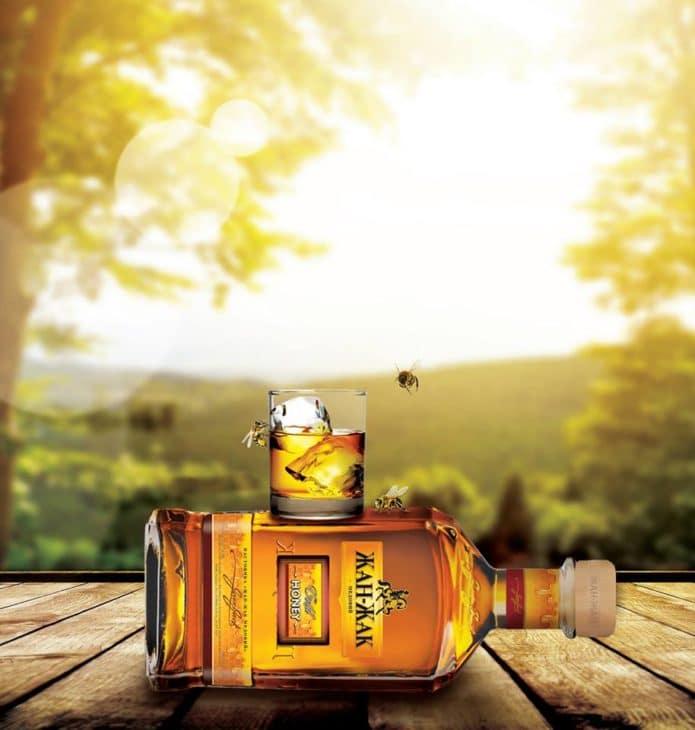коньяк с медом