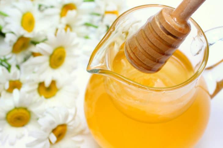 мед и ромашки