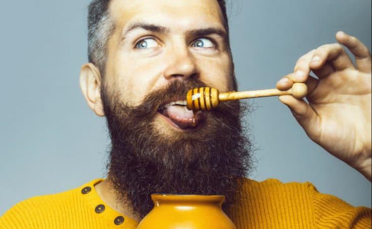 польза меда для мужчины