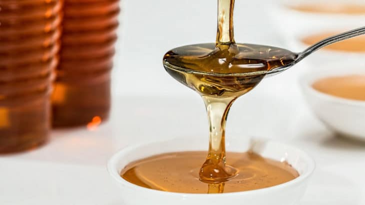 проверка меда на специальном оборудовании