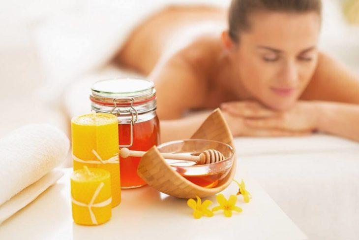 баня и мед