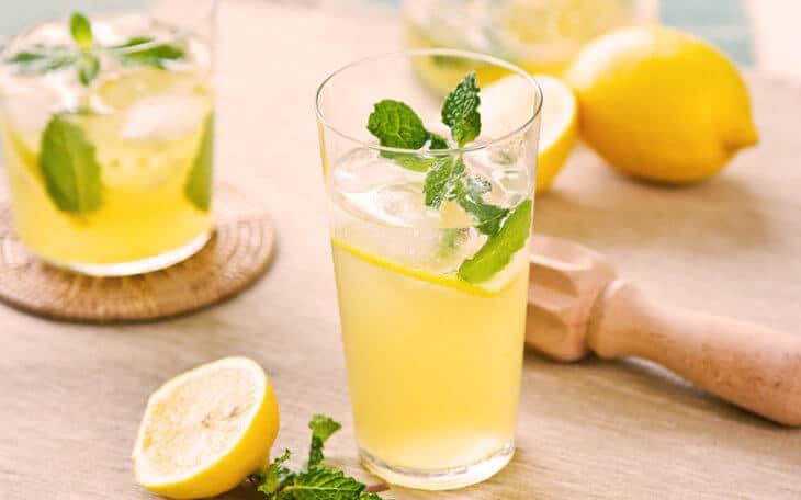 медовуха с лимоном