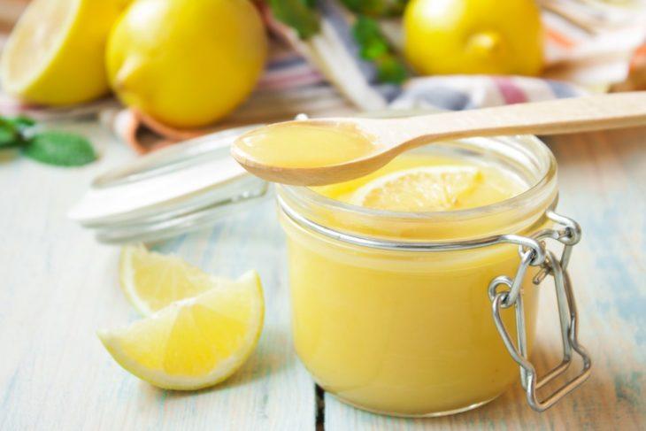 Лимонный мед