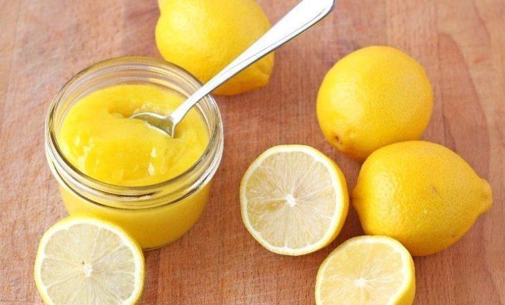 натуральный мед с лимоном