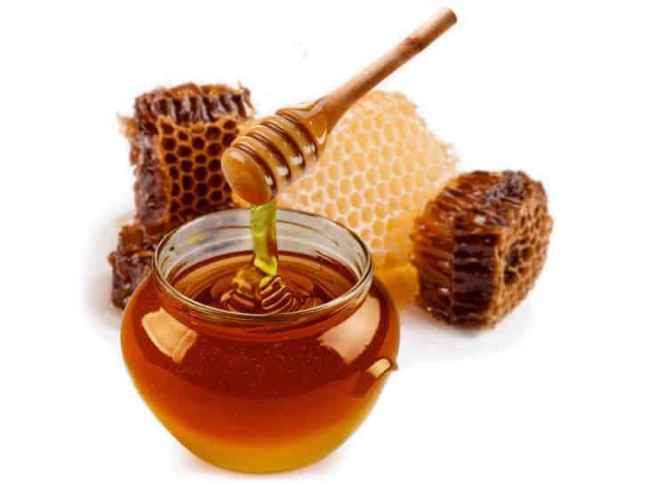 натуральный мед из гречихи