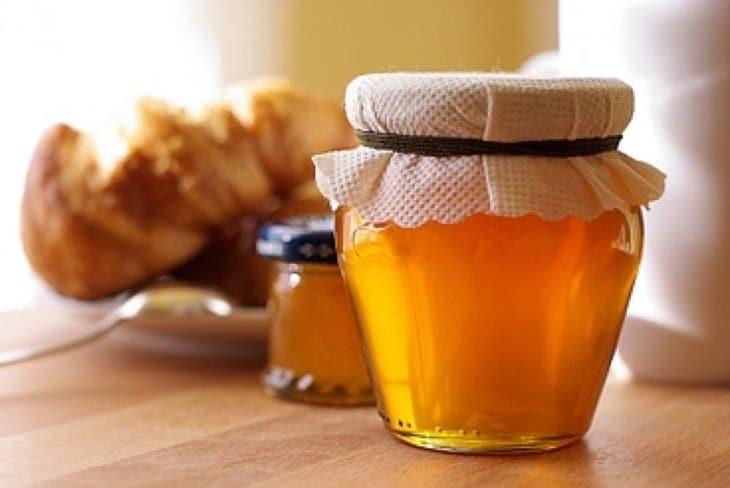 мед с хреном