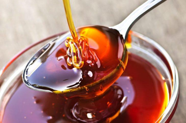 мед темных сортов