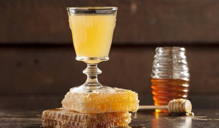 напиток на основе меда