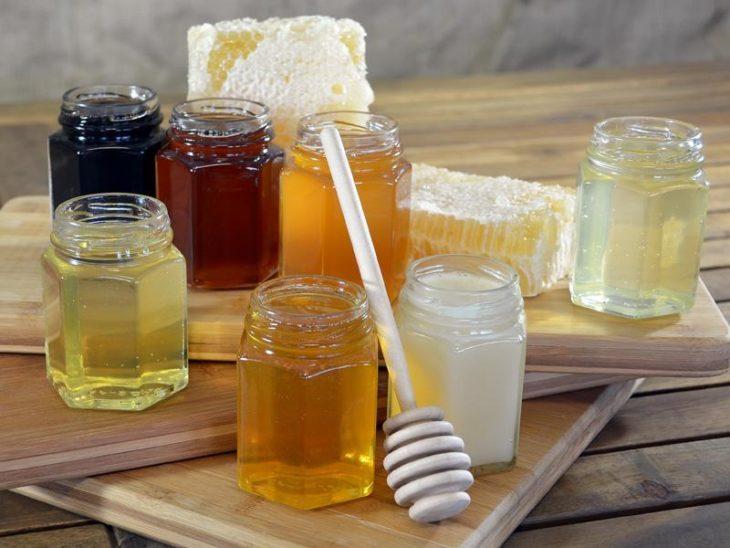 разные виды пчелиного меда