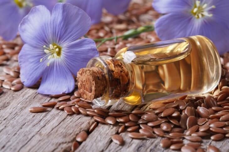 масло льна с медом
