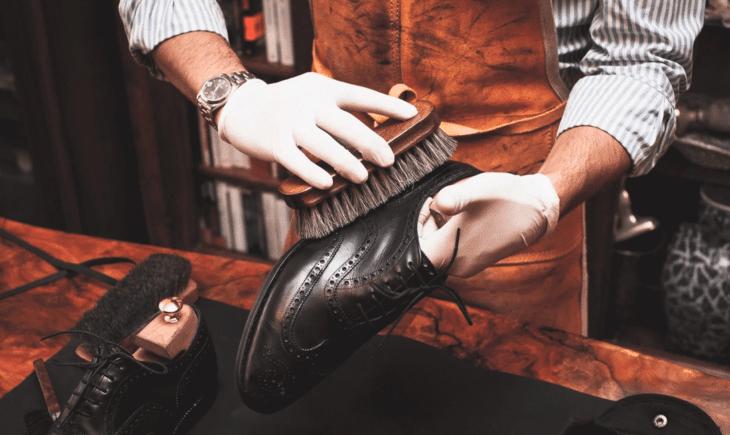 обувь и пчелиный воск