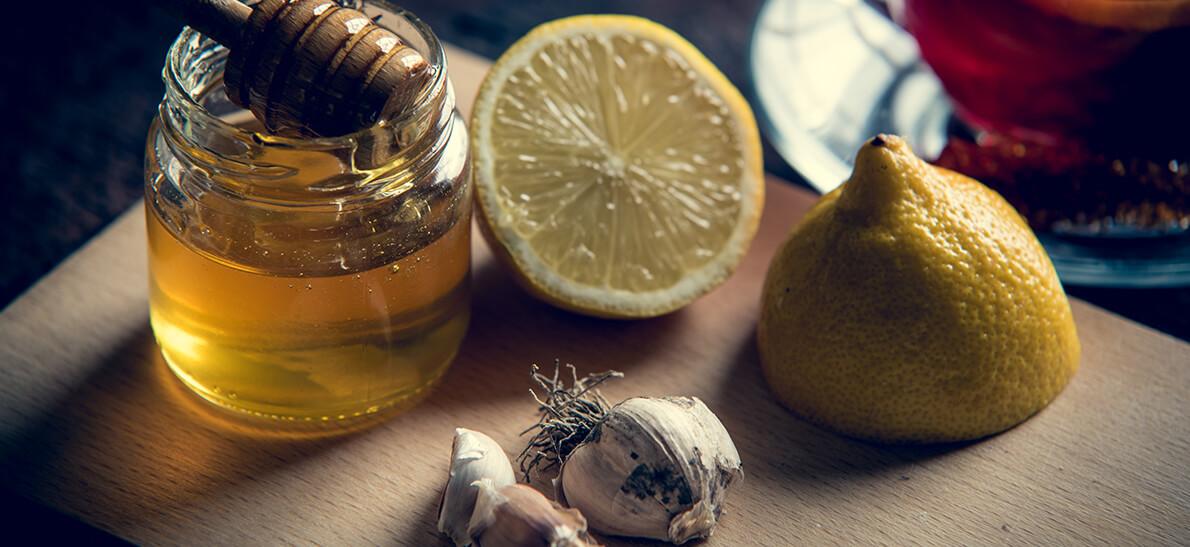 Как проводится чистка сосудов чесноком и лимоном