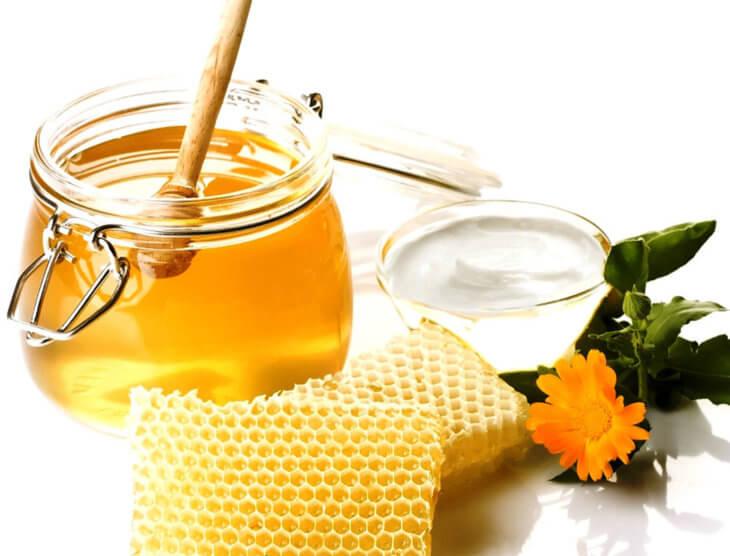 мед с цветами