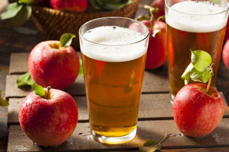 медовуха на яблоках
