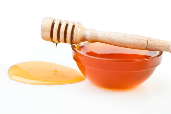 натуральный пчелиный мед