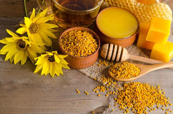 воск и другие пчелопродукты