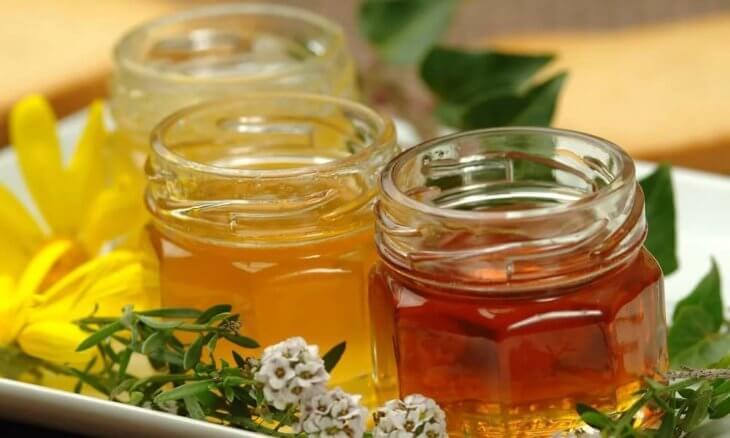 мед для лечения