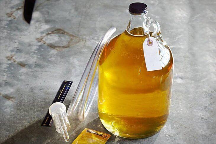 медовый напиток на основе пчелиного нектара