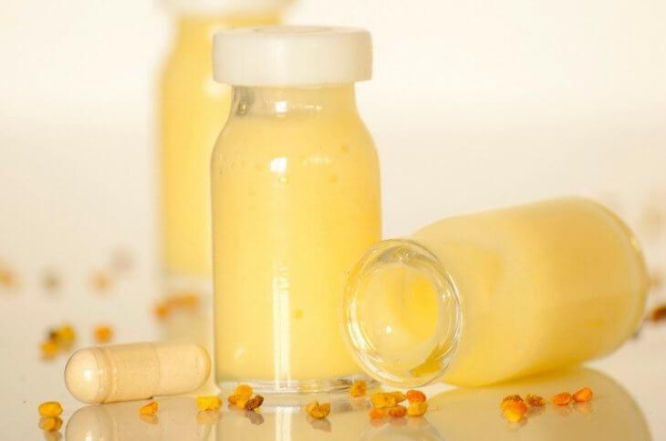 правила хранения маточного молочка