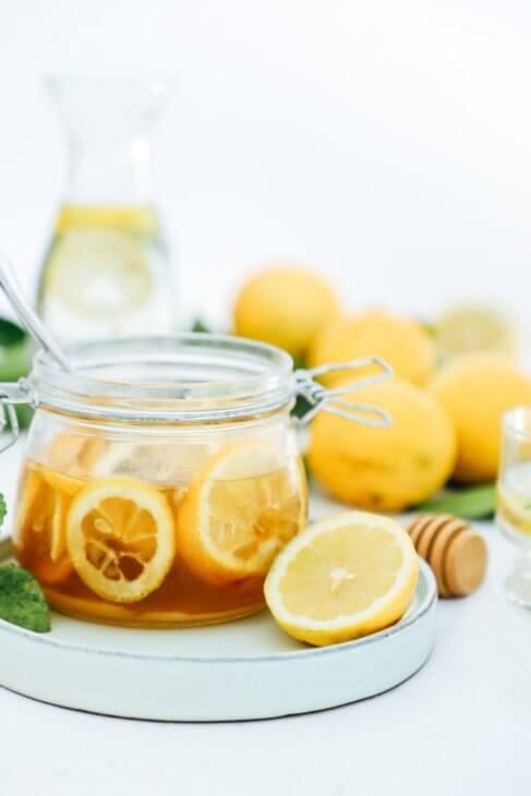 лимон с медом от простуды