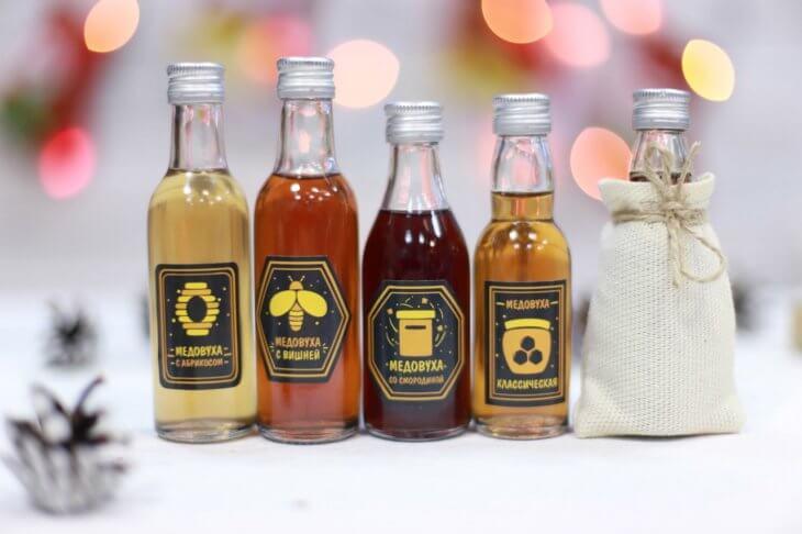 медовый напиток с разными добавками
