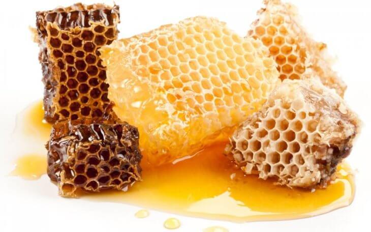 сотовый мед