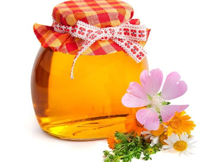 мед против ангины