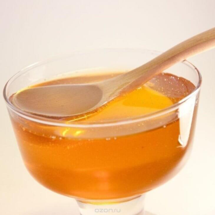 мед в пиале