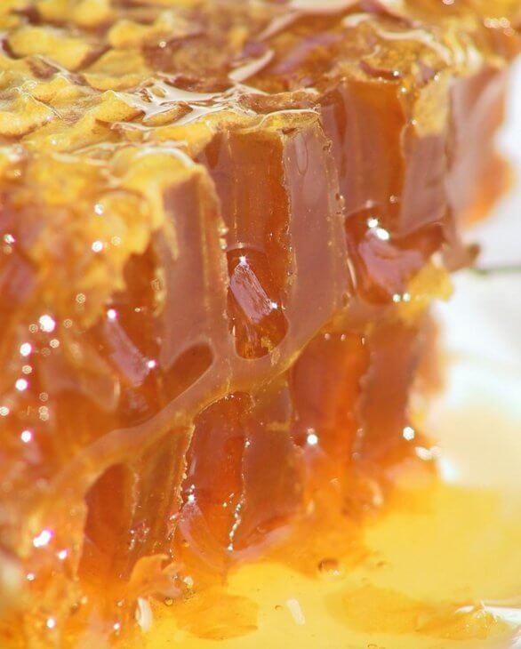 медовые натуральные соты