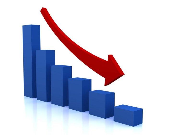 Спад в экономике