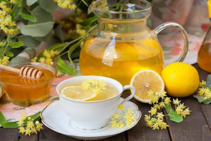 мед при сухом кашле